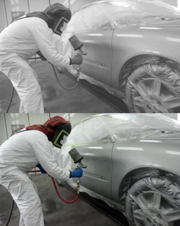 Βαφές αυτοκινήτων